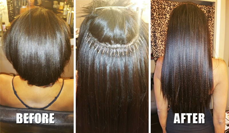 Phoenix hair extensions scottsdale phoenix az happy customers my artistic hair gallery pmusecretfo Gallery
